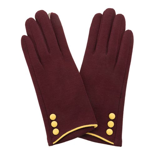 Button Glove - orangeshine.com