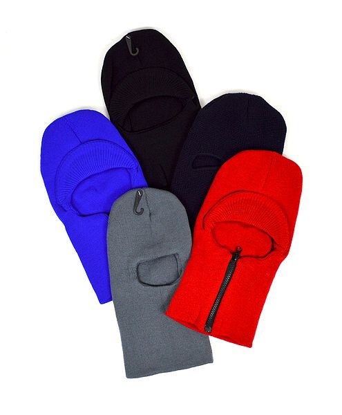 60pc Assorted Prepack Ski Mask - orangeshine.com