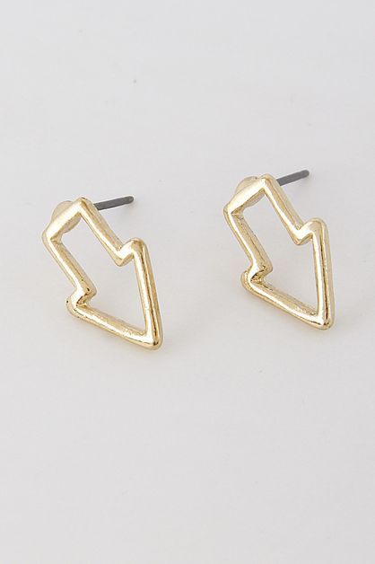 ARROW EARRINGS - orangeshine.com