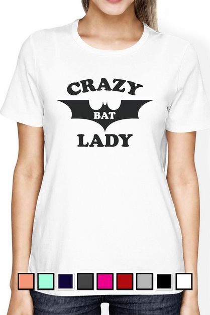 CRAZY BAT LADY - orangeshine.com