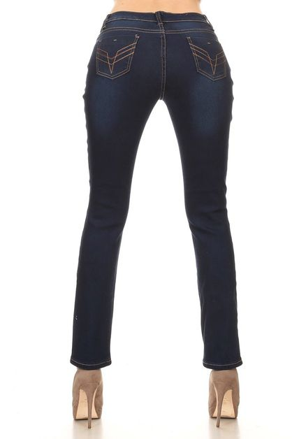 BOOT CUT DENIM - orangeshine.com