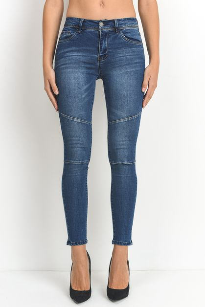 5 Pocket Skinny Jeans - orangeshine.com