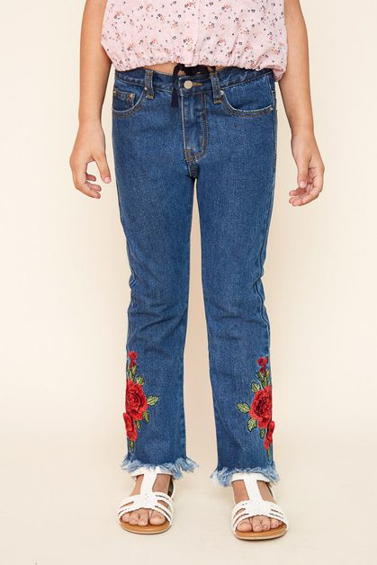 EMBROIDERED DENIM - orangeshine.com