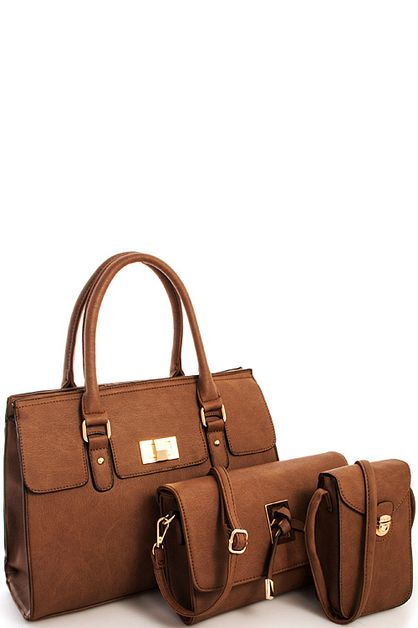 Trendy Satchel  - orangeshine.com