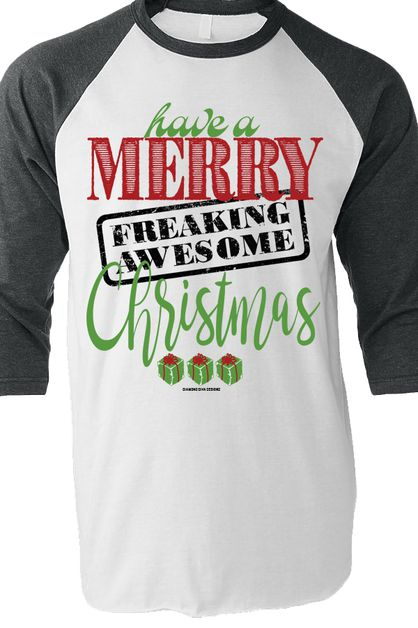 Merry Freaking Awesome Christmas BBT - orangeshine.com
