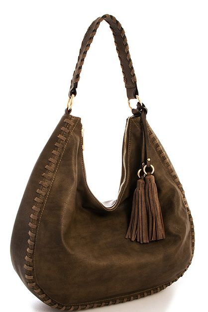 Trendy Fashion Princess Hobo Bag - orangeshine.com