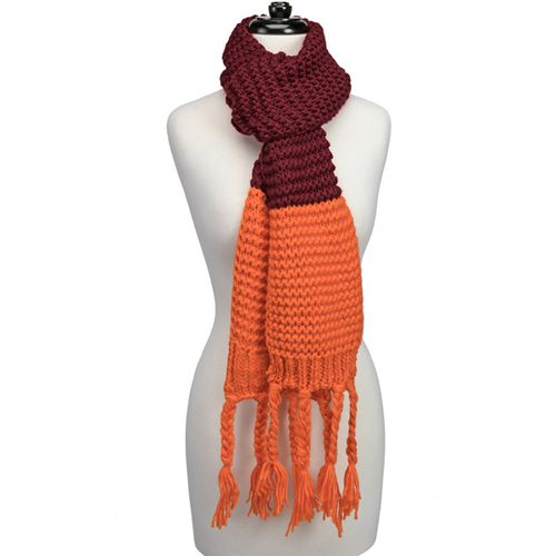 Knitted Scarf - orangeshine.com