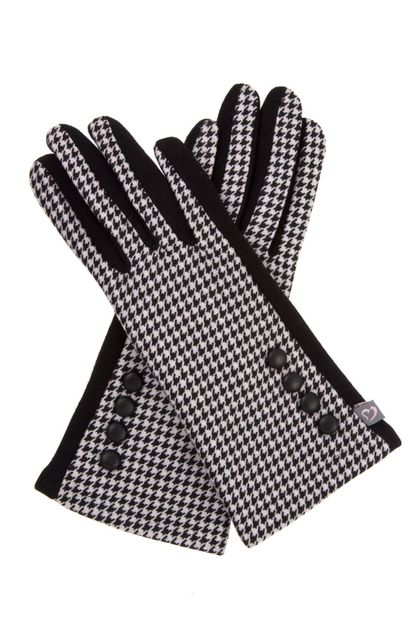 HOUNDSTOOTH PATTERN WINTER FASHION G - orangeshine.com