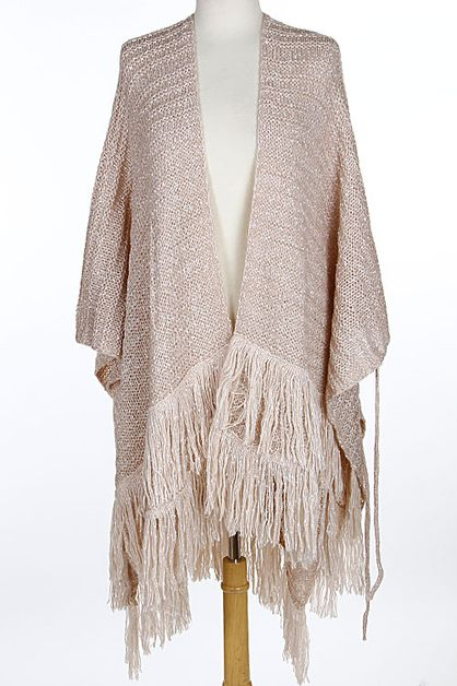 STAY COZY FRINGED DRESS SCARF - orangeshine.com