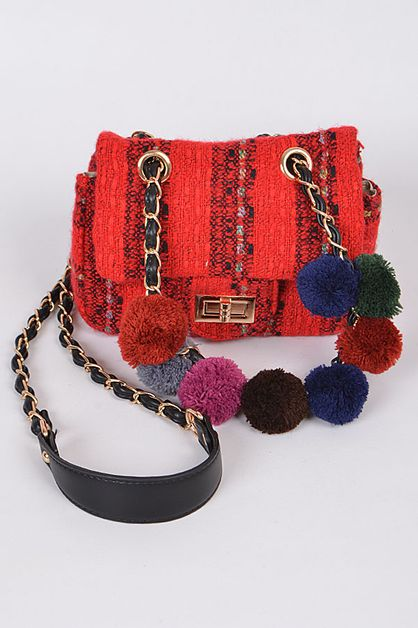 FESTIVE COLORFUL CLUTCH - orangeshine.com