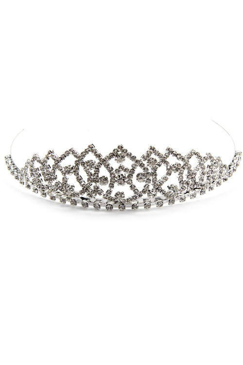 Rhinestone Crown - orangeshine.com