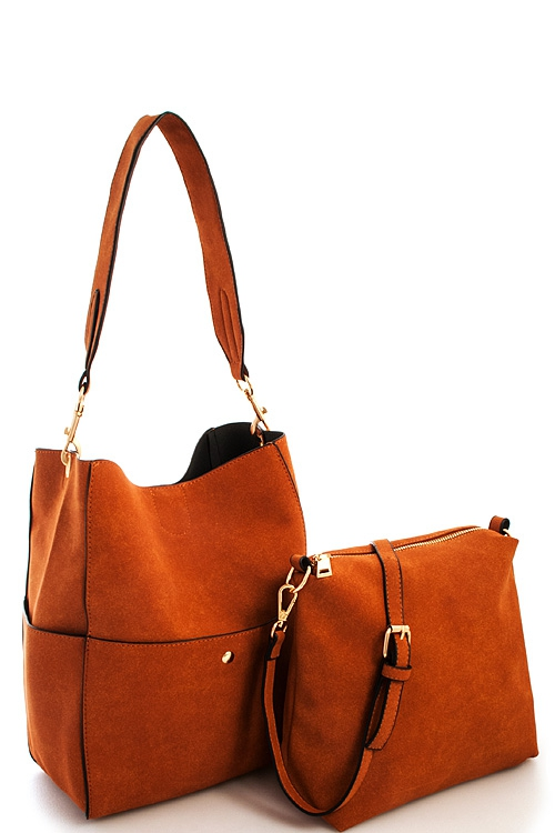 SET Modern Chic Satchel - orangeshine.com