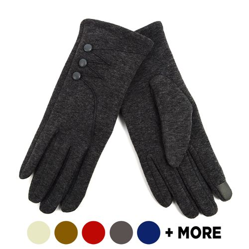Womens Stylish Touch Screen Gloves  - orangeshine.com