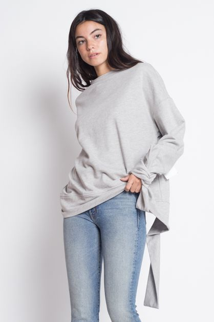 sweatshirt oversized  - orangeshine.com