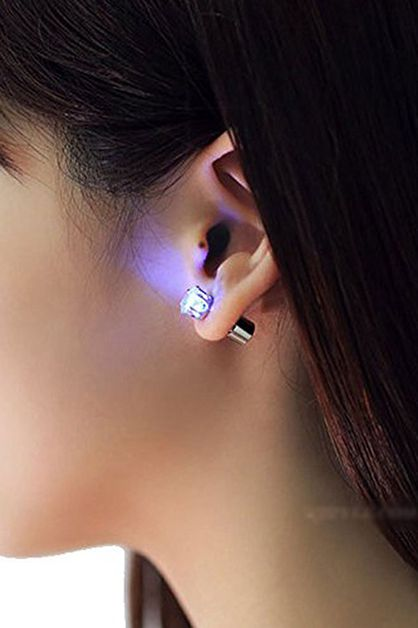 LED Light Up Earring - orangeshine.com