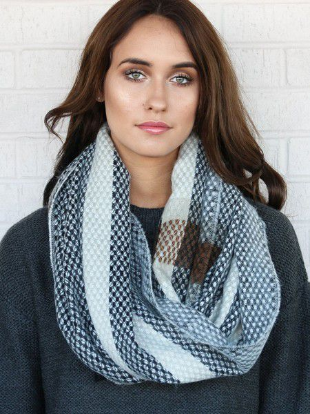 Evening Stroll Scarf - orangeshine.com
