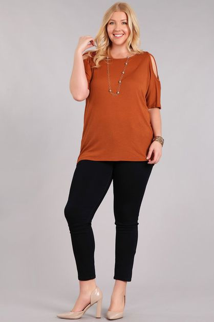 CRIS CROS cut out top  - orangeshine.com