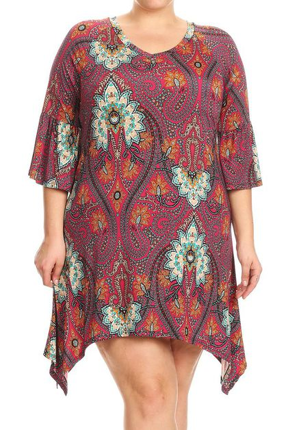 TUNIC PLUS DRESS - orangeshine.com