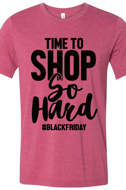 Shop So hard Black Friday HRasp Tee - orangeshine.com