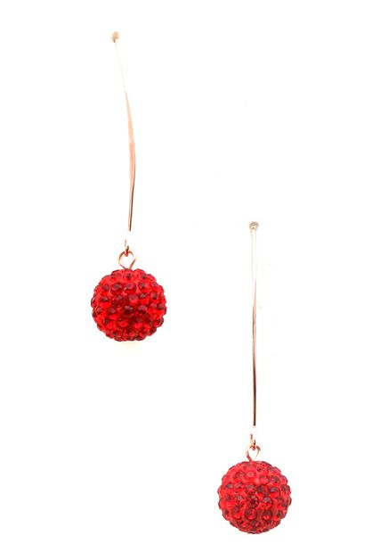 BALL Dangle Earrings - orangeshine.com