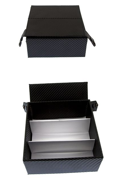 Black Display Tray Sunglasses Case  - orangeshine.com