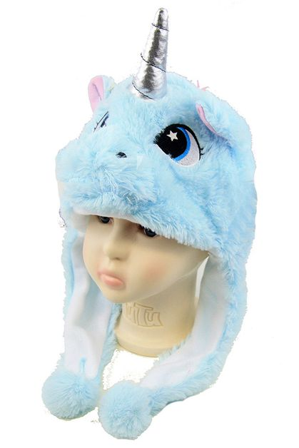 Unicorn Baby Hat - orangeshine.com