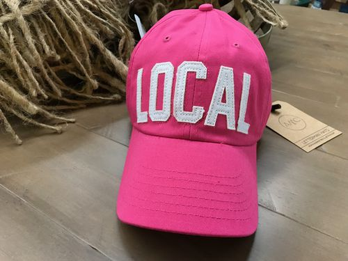 Local Letterman Hat - orangeshine.com