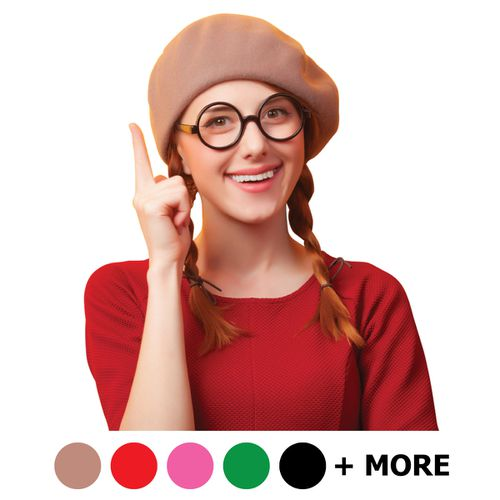 12pc Pack Ladies Wool Beret  - orangeshine.com