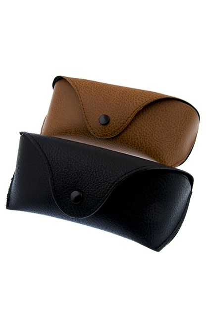 Fold Over Sunglass Pouch Case - orangeshine.com