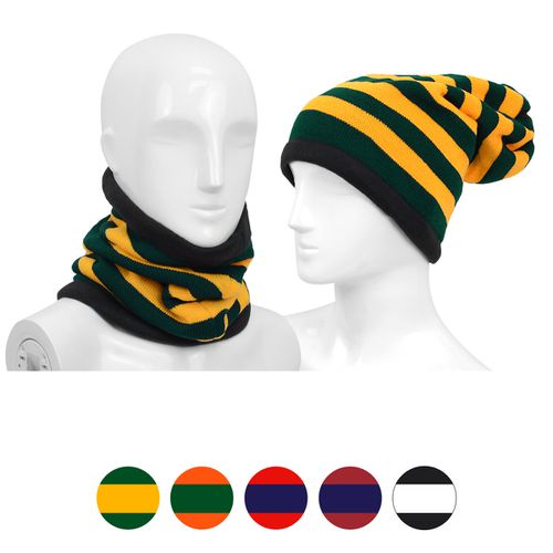 12pc 2-in-1 Head and Neck Warmer - orangeshine.com