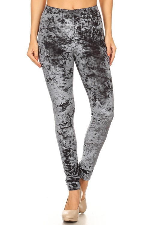 ICE VELVET LEGGINGS - orangeshine.com