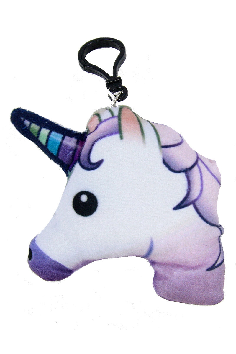 Unicorn Key and Bag Charm - orangeshine.com