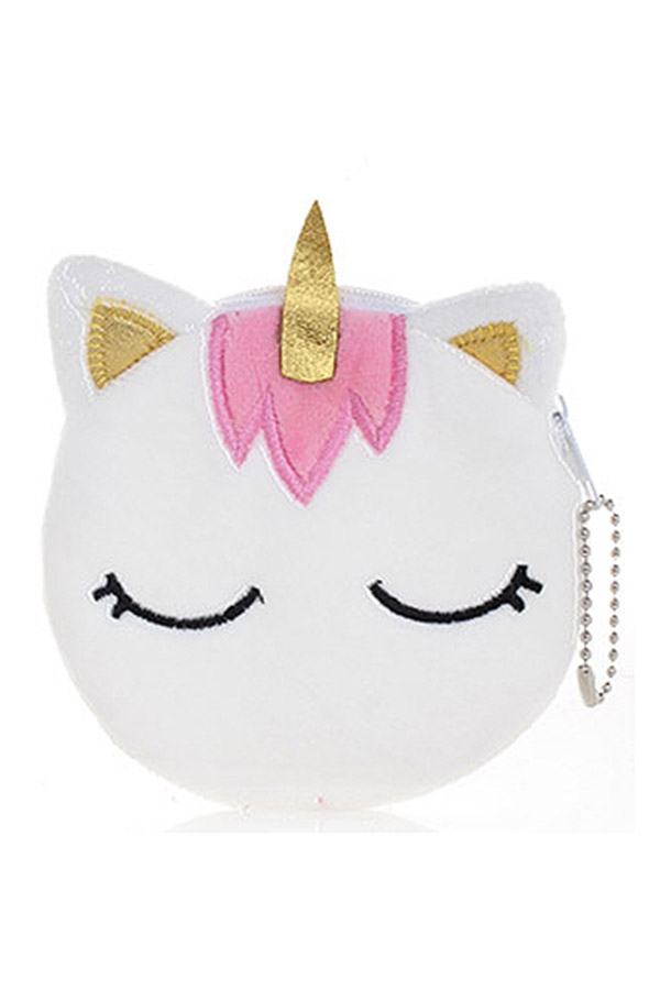 Unicorn Cat Coin Purse - orangeshine.com