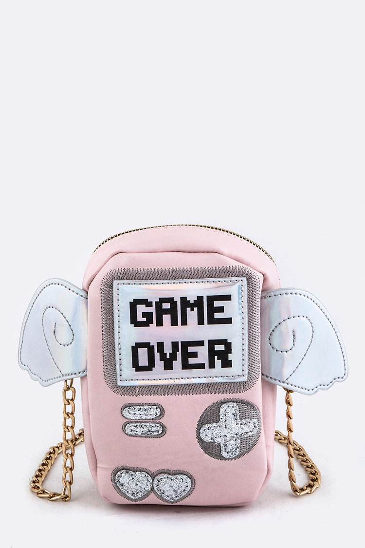 Portable Game Crossbody Bag - orangeshine.com