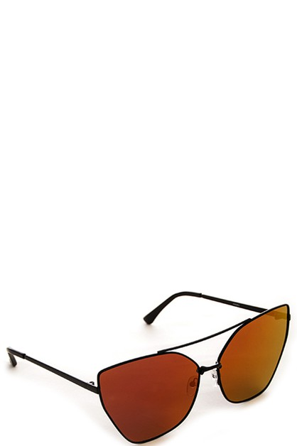 Fashion Retro Chic Sunglasses - orangeshine.com