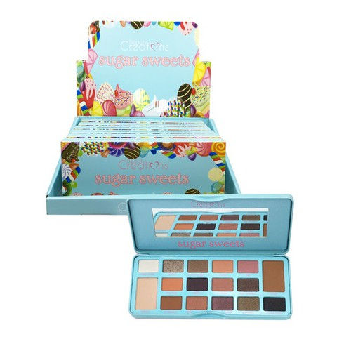Sugar Sweets Eyeshadow Palette - orangeshine.com
