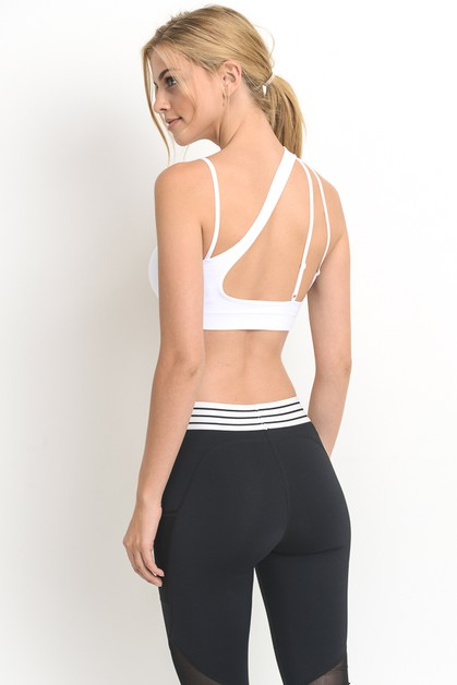 AMAZON STRAP SEAMLESS SPORTS BRA - orangeshine.com