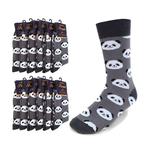 12pairs Men Novelty Sock - orangeshine.com