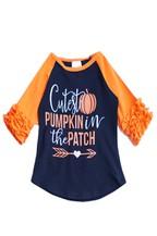 Pumpkin icing raglan - orangeshine.com