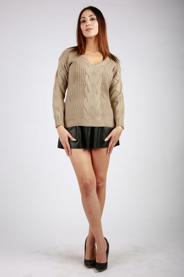 KNIT TOP - orangeshine.com