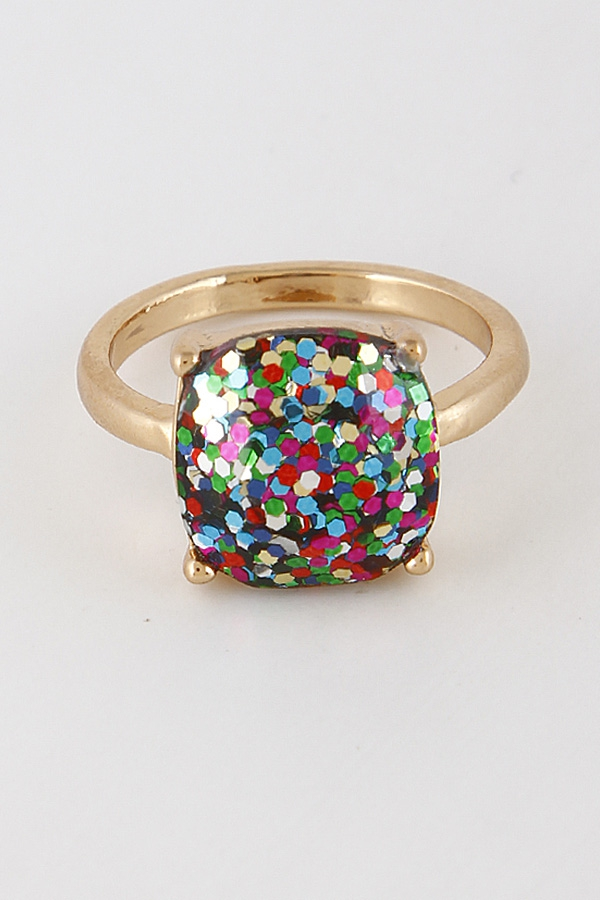 GLITTER RING - orangeshine.com