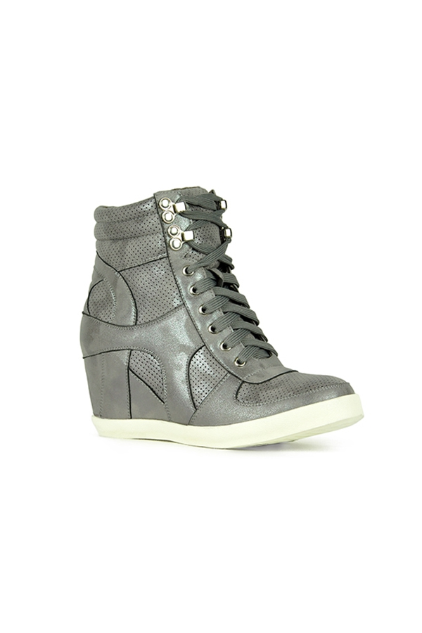 WEDGE SNEAKERS - orangeshine.com
