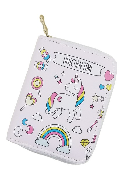 Unicorn Wallet - orangeshine.com