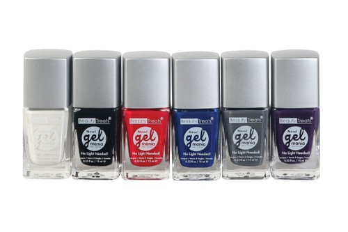 Gel Mania Nail Polish - orangeshine.com