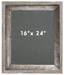 16 X 24 Farmhouse GREY - orangeshine.com