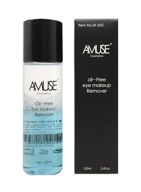 Amuse Oil-Free Eye Makeup Remover - orangeshine.com