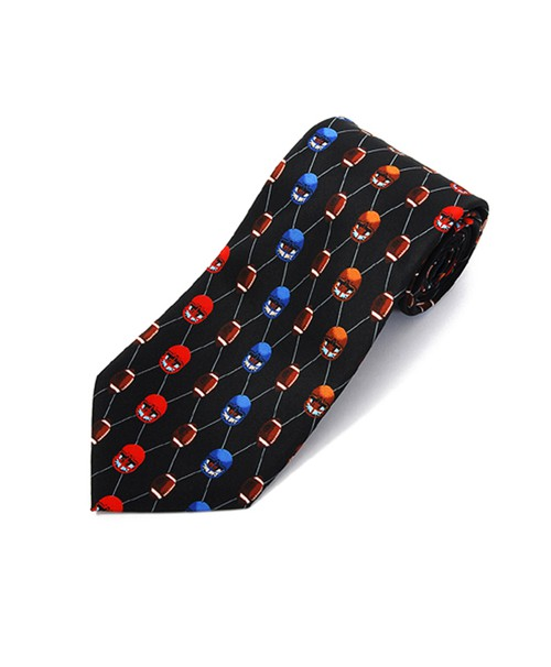 Football Novelty Tie - orangeshine.com