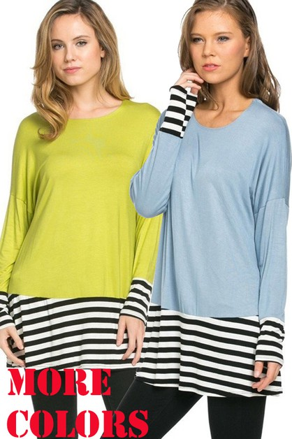 TUNIC-MORE COLORS - orangeshine.com
