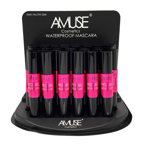 Amuse Pro Big Lash Mascara - orangeshine.com