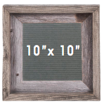 10 X 10 Farmhouse GREY - orangeshine.com